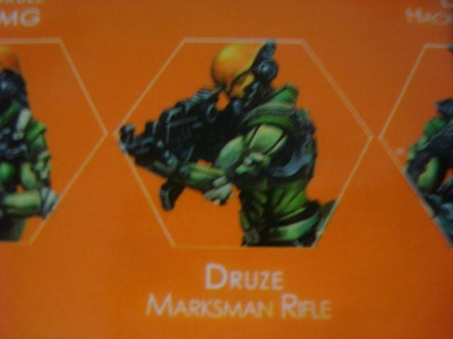 Mercenaries Druze Marksman Rifle