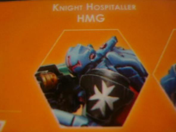 Panoceania Knight Hospitaller HMG