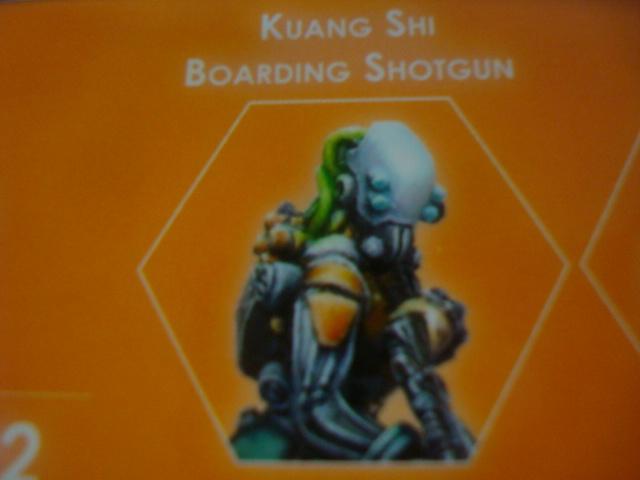 Yu Jing Kuang Shi Boarding Shotgun