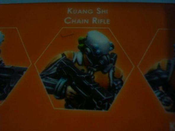 Yu Jing Kuang Shi Chain Rifle