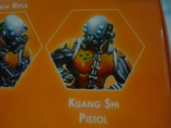 Yu Jing Kuang Shi Pistol