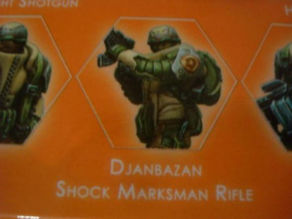 Haqqislam Djanbazan Shock Marksman Rifle