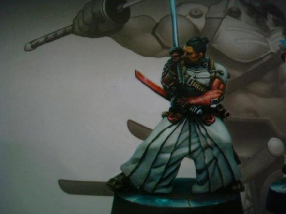 Mercenaries Miyamoto Mushashi AP CCW model A [1]
