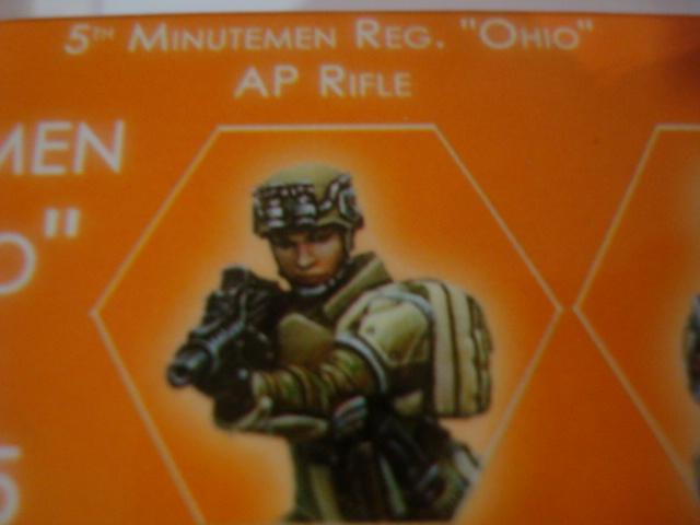 Ariadna 5th Minutemen Reg Ohio AP Rifle