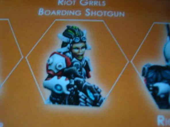 Nomads Riot Grrls Boarding Shotgun