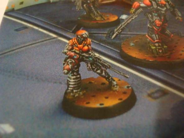 Icestorm Nomads Intruder Corregidor Assault Multi Sniper Rifle