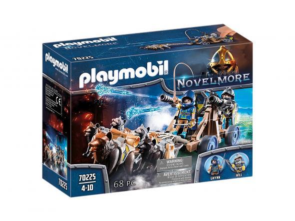 Equipo Lobo Novelmore