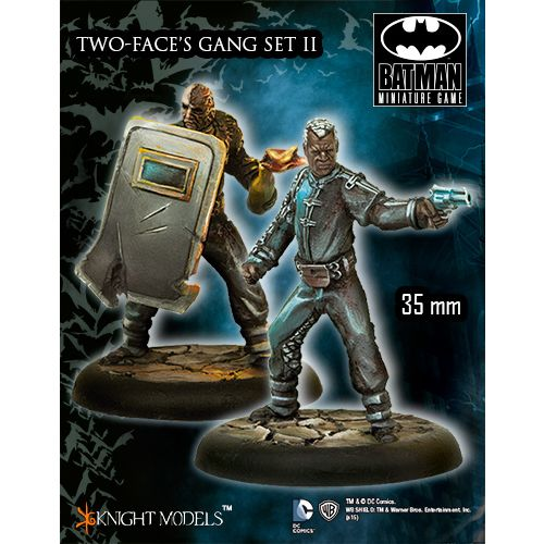 TWO-FACE'S GANG SET II