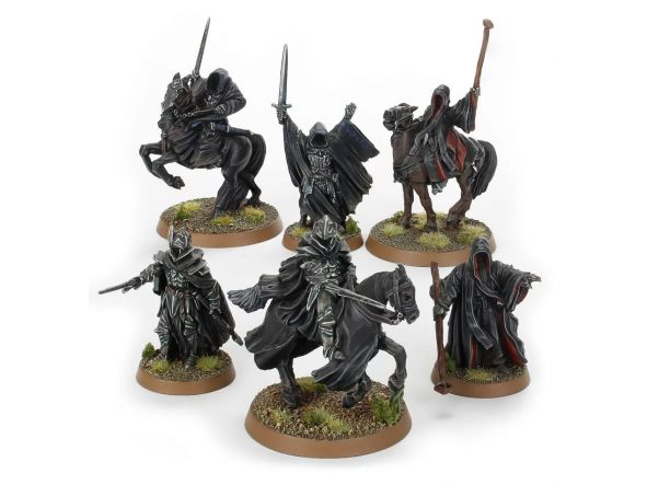 Ringwraiths of the Lost Kingdoms