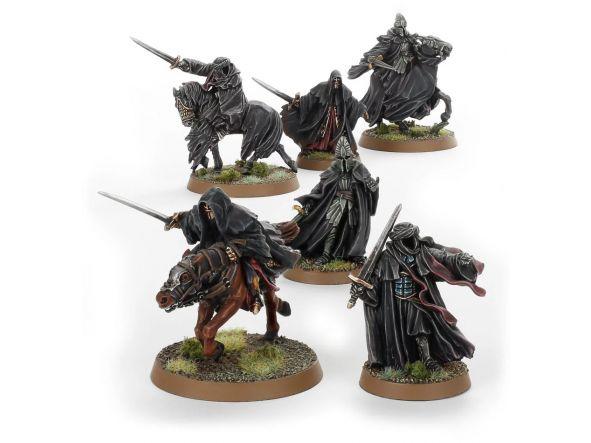 Ringwraiths de los Reinos Caídos