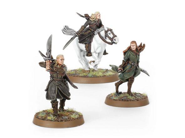 Legolas Greenleaf y Tauriel, Mirkwood Hunters
