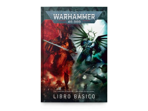 Warhammer 40000 Reglamento básico