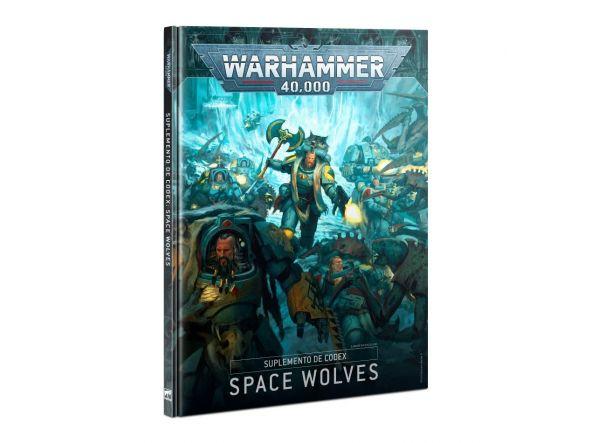 Suplemento de Codex: Space Wolves