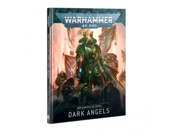 Codex Dark Angels Español