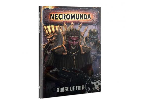 Necromunda House of Faith (Inglés)