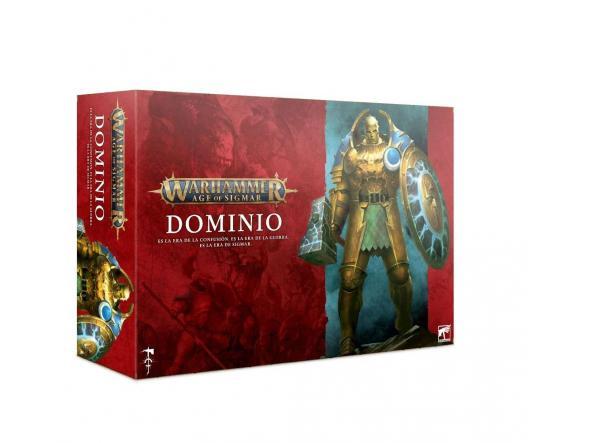 Warhammer Age of Sigmar Dominio Español