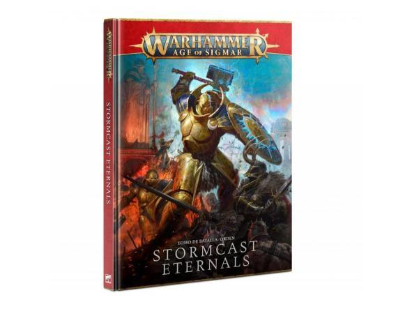 Tomo de batalla Stormcast Eternals