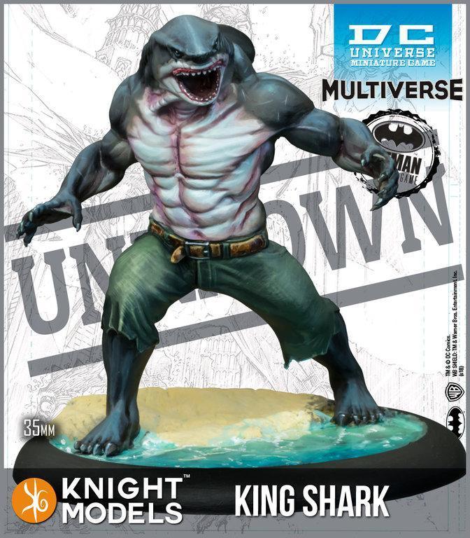 KING SHARK TV SHOW