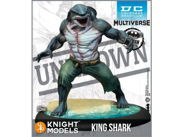 KING SHARK TV SHOW