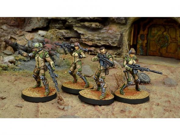 Ghulam Infantry [1]
