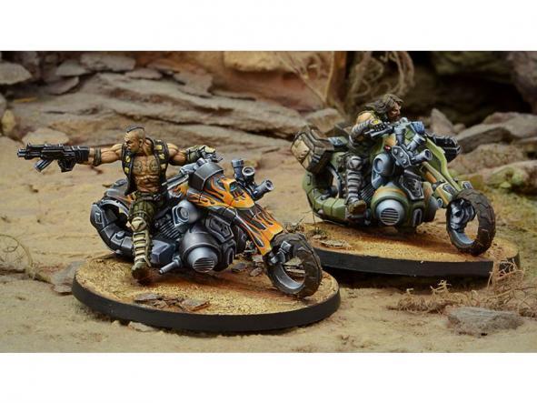 Kum Motorized Troops [1]