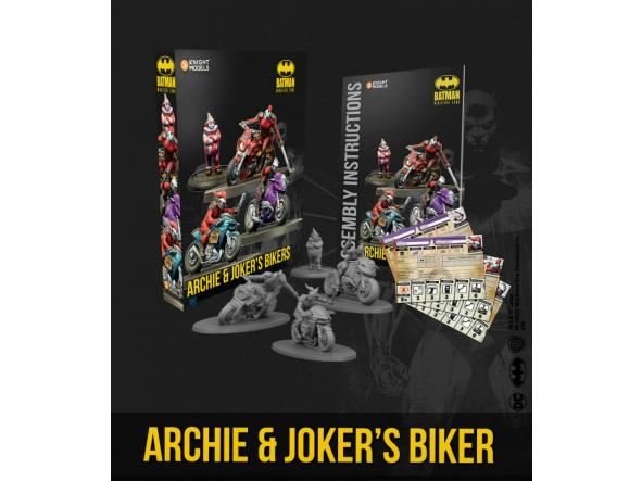 Archie & Joker´s Bikers