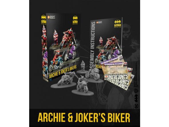 Archie & Joker´s Bikers