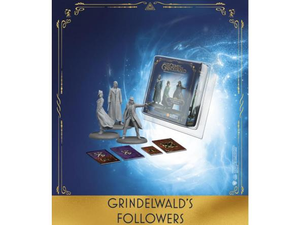 Grindelwald´s Followers
