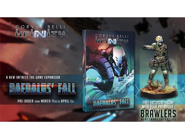 Infinity Daedalus Fall Pre-order