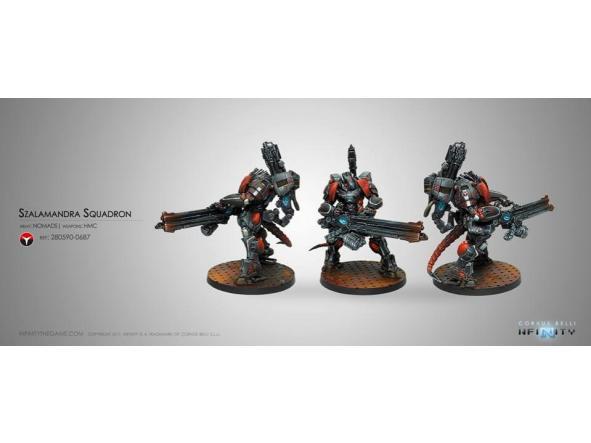 Szalamandra Squadron