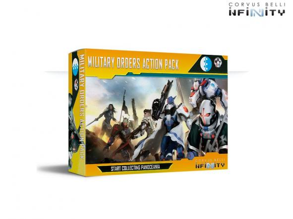Military Orders Action Pack Pre-order