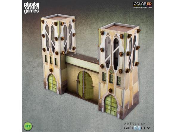 Bourak City Gate [1]