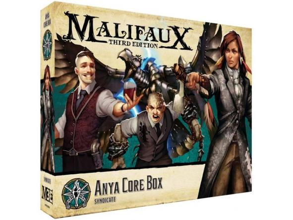 Anya Core Box