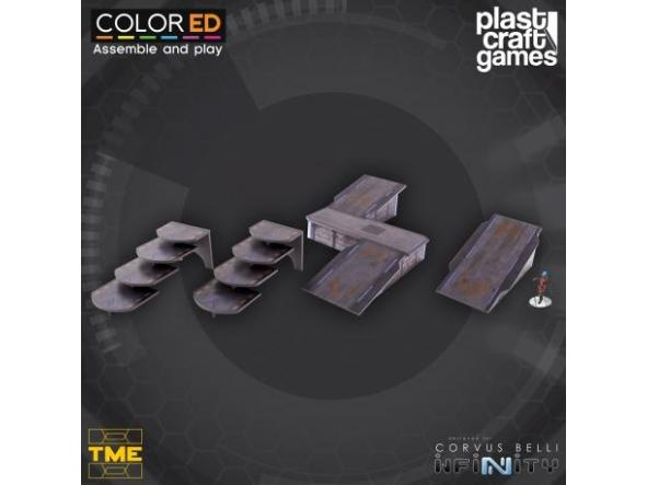Ramps and Stairways Set [0]