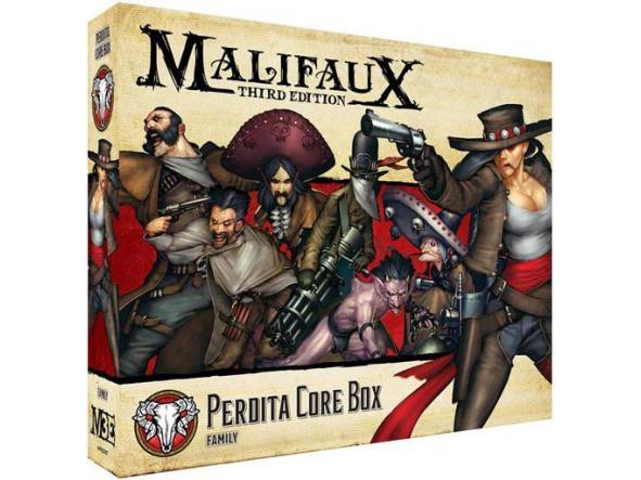 M3E Perdita Core Box