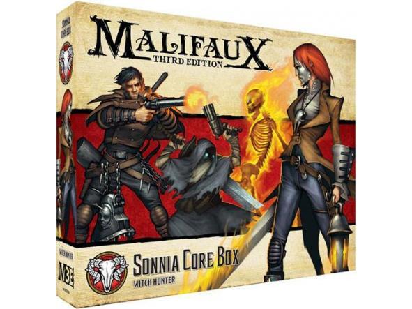 M3E Sonnia Core Box