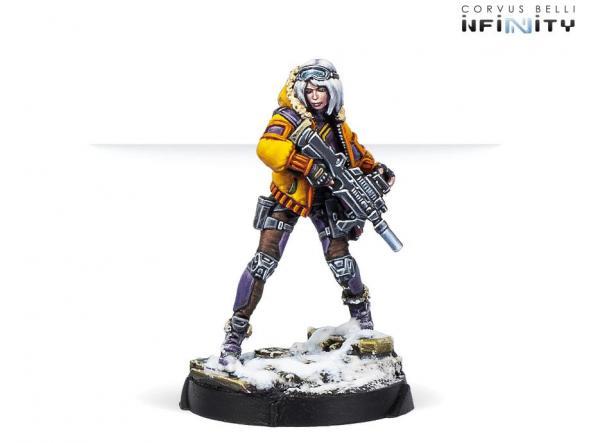 Oktavia Grimsdottir Icebreaker Harpooner