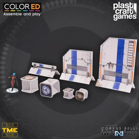 TME Prop Set