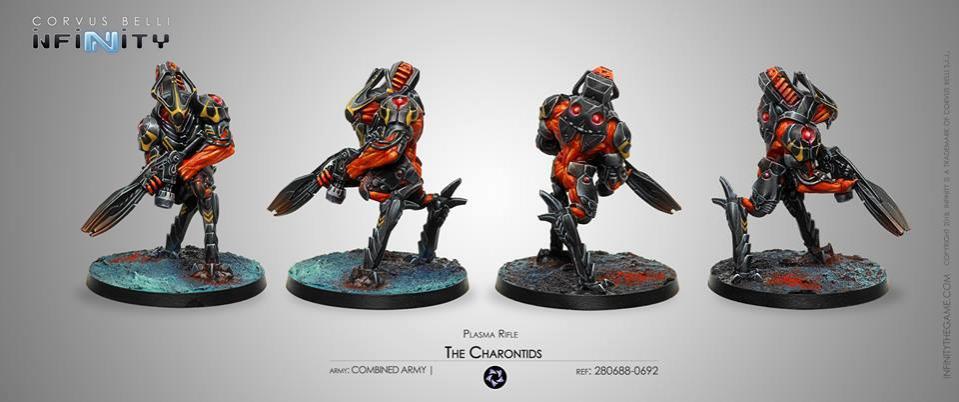 The Charontids Plasma Rifle