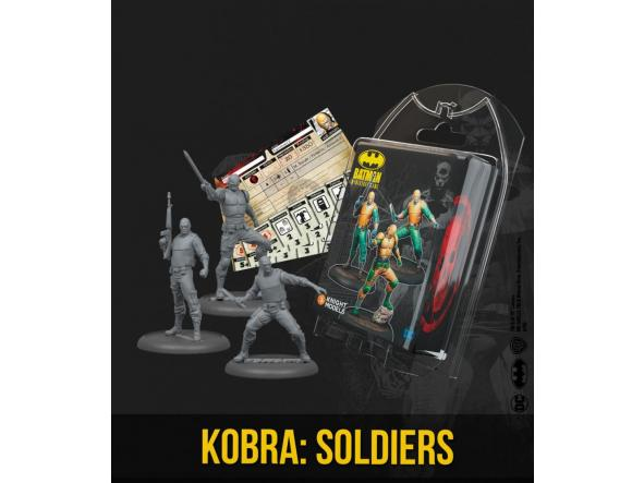 Soldados Kobra