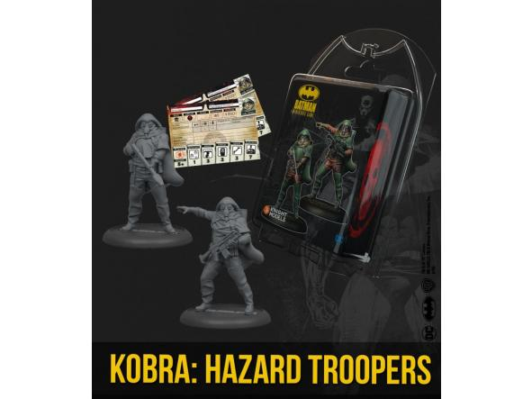 Kobra Hazard Troopers