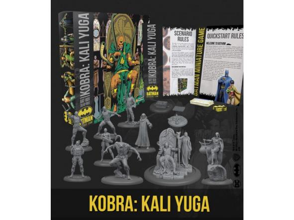 Kobra Kali Yuga Bat-Box