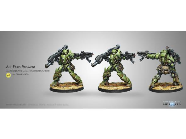 Heavy Assault Regiment Al Fassid Heavy RL