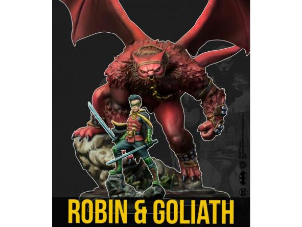 ROBIN AND GOLIATH