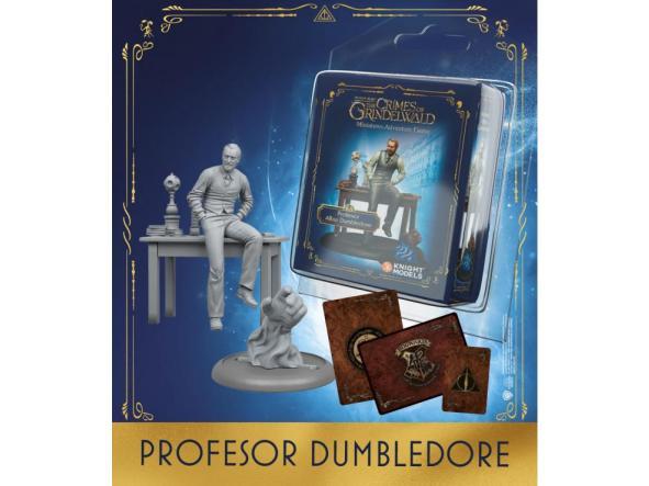 Profesor Albus Dumbledore Jude Law
