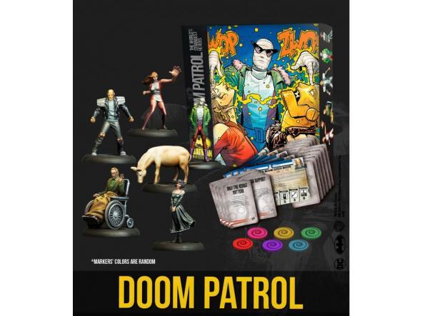 BAT-Box Doom Patrol