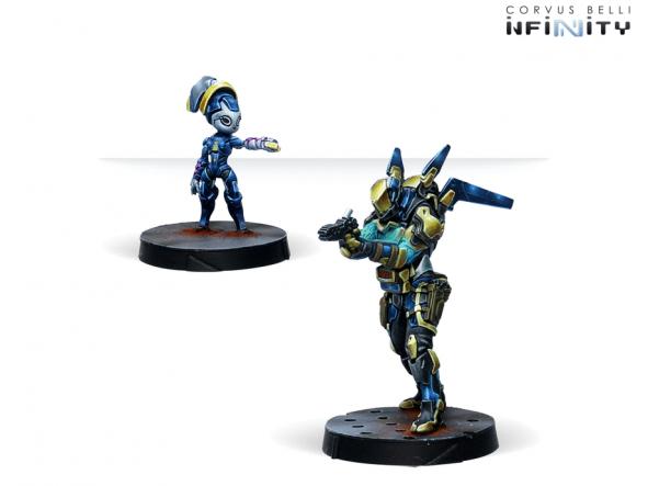 Delta Unit Doctor Yudbot-B