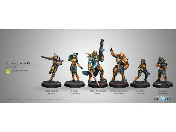 Yu Jing Starter Pack [0]