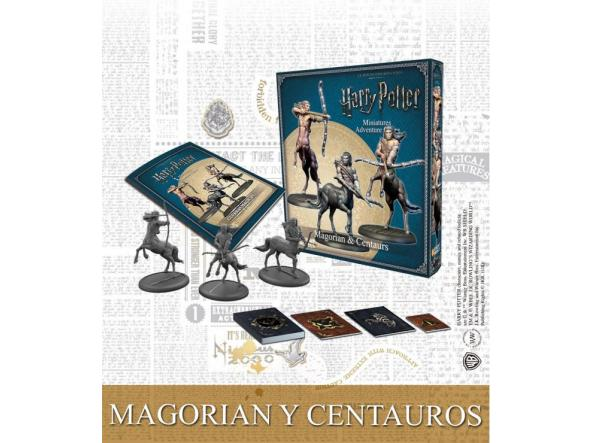 Magorian & Centaurs
