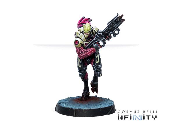 Shasvastii Seed-Soldiers Combirifle